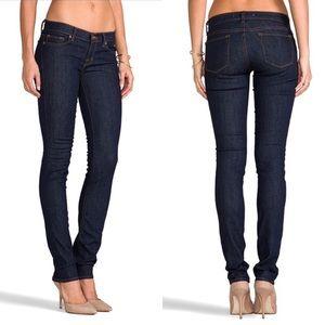 J. Brand Pencil Leg Jeans in Pure
